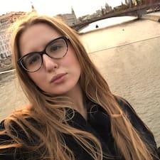 Profil utilisateur de Arina
