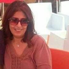 Profil utilisateur de Faouzia