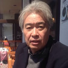 Profil utilisateur de Shigenori