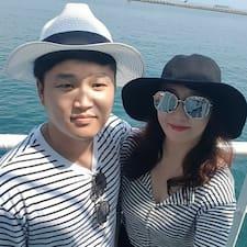 Gebruikersprofiel Jinhwan