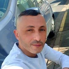 Profilo utente di Djamel