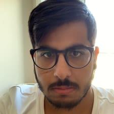 Användarprofil för Amjad