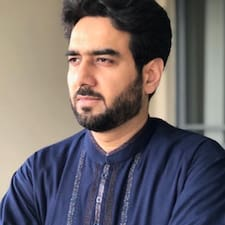 Profil utilisateur de Syed