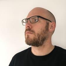 Mrc - Uživatelský profil