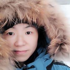 Yuxian的用戶個人資料