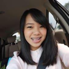 Profil utilisateur de Lina
