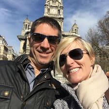 Profil utilisateur de Victoria & Luís