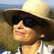 Lyne felhasználói profilja