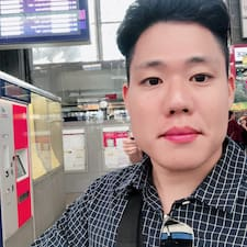 Profil Pengguna Kanghyun