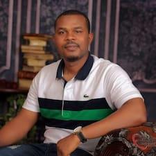 โพรไฟล์ผู้ใช้ Suleiman Oshioke