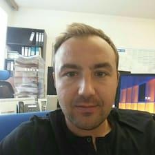 Profil utilisateur de Ondřej