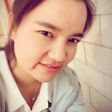 姜姗 User Profile