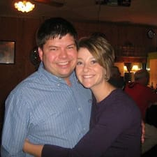 Profilo utente di Mark & Sarah