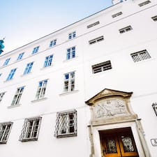 Perfil de usuario de Johannes Apartments