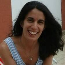 Användarprofil för Marcela Andrea