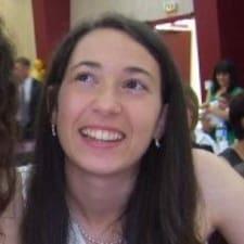 Selma felhasználói profilja