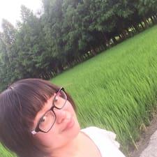 欣諭 User Profile