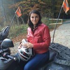 Mirela Cristina User Profile