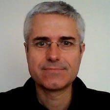 Marçal felhasználói profilja