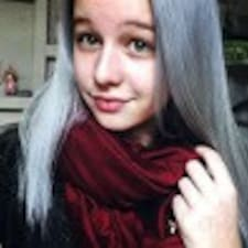 Profil utilisateur de Evelin