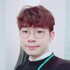 Perfil do utilizador de Donghun