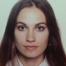 Barbora - Uživatelský profil