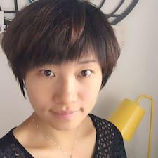 立娜 felhasználói profilja