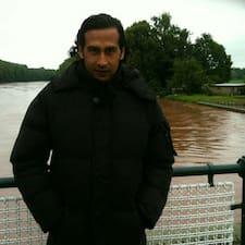 Sayed felhasználói profilja