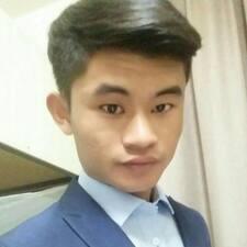 Профиль пользователя 连杰