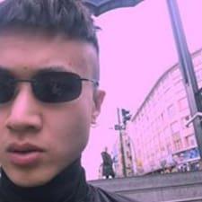 Profil utilisateur de Zhīwěi