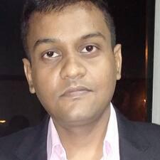 Indranil felhasználói profilja