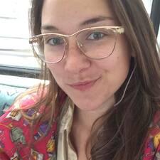 Nutzerprofil von Inès