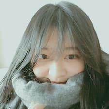 佳琳 felhasználói profilja