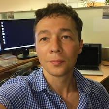Profil utilisateur de Ievgen