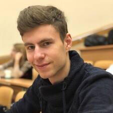Användarprofil för Роман