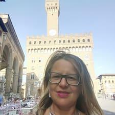 Giuseppina felhasználói profilja