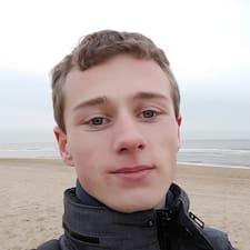 Profil Pengguna Sjoerd