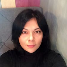 Henkilön Svetlana käyttäjäprofiili