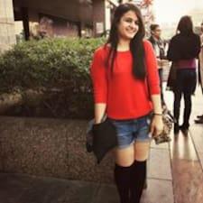 Radhika - Uživatelský profil