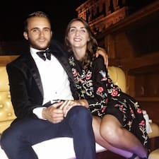 Profil Pengguna Dimitri & Valentina