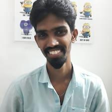 Profil utilisateur de Riyaz