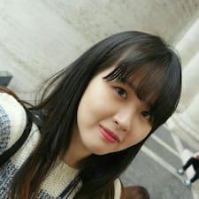 LaeGyeong felhasználói profilja