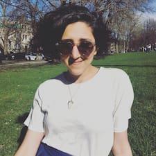 Profil utilisateur de Ana Cecilia