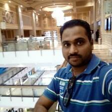 Profil utilisateur de Divakar Rao