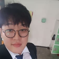 Profil Pengguna Kyeong Rae