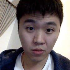 Användarprofil för Zhou