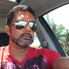 Manoel Mendes felhasználói profilja