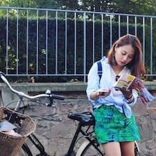 Henkilön Trang Kieu käyttäjäprofiili