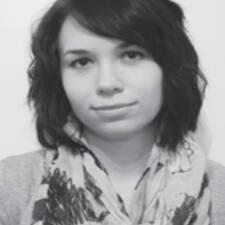 Perfil do utilizador de Katharina