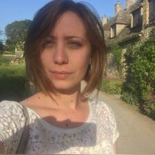 Profil utilisateur de Mariangela